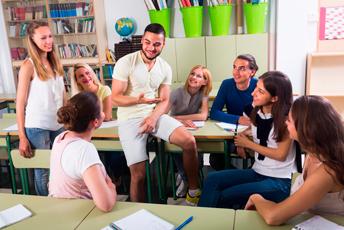Deutsch lernen mit Unterkunft