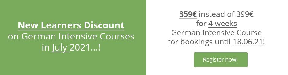 Discount German Intensives Courses in Düsseldorf