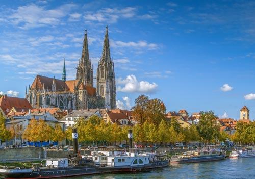 Sprachen lernen in Sprachschule Aktiv Regensburg - Sprachschule Aktiv