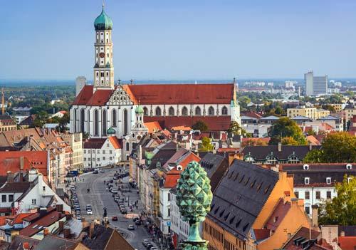 Sprachen lernen in Sprachschule Aktiv Augsburg - Sprachschule Aktiv